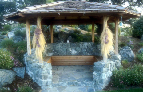Custom Gazebo in Sonoma County